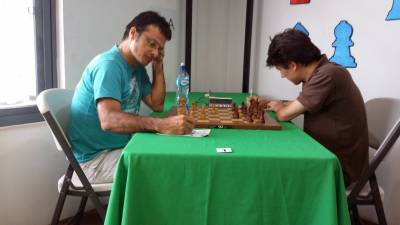 Chinchilla vs Jimenez Clasificatorio 2016
