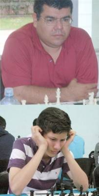 Bernal González Acosta y Emmanuel Jiménez García
