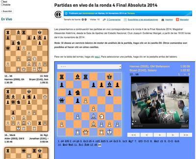 Captura de pantalla de la ronda 4